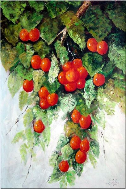 Fruitful - 2 Canvas Set 2-canvas-set,fruit naturalism  36 x 48 inches