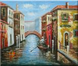 The Afternoon of Venice Oil Painting  20 x 24 inches