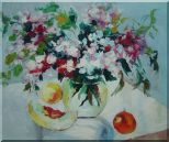 Summer Sunshine Oil Painting Flower Impressionism 20 x 24 inches
